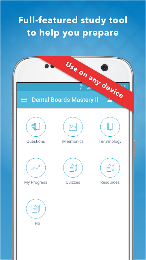 Dental Boards Mastery: NBDE II- screenshot