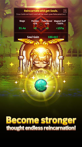 Weapon Heroes : Infinity Forge(Idle RPG) 0.9.041 screenshots 12