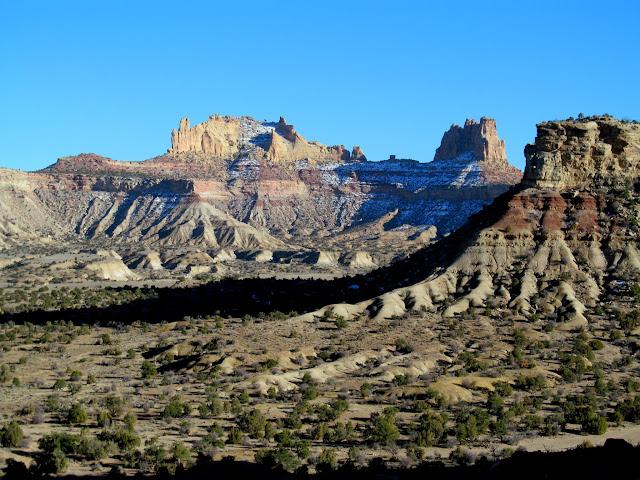 A view toward Pinnacle #1