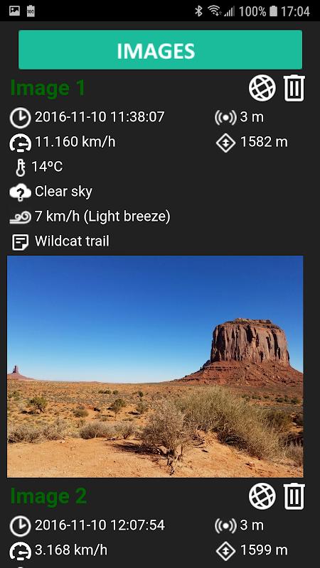 TrackMe - GPS Tracker screenshots