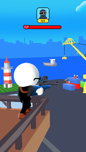 Johnny Trigger: Sniper apkdebit screenshots 2