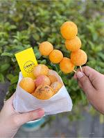 台灣番薯丸-手作地瓜球