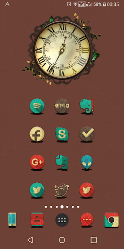 Retron-UI Icon Pack screenshot 11