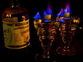 Here a Czech manner of drinking absinthe. Many of the other European absinthes are...