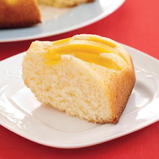 Mango-Coconut Cake.
