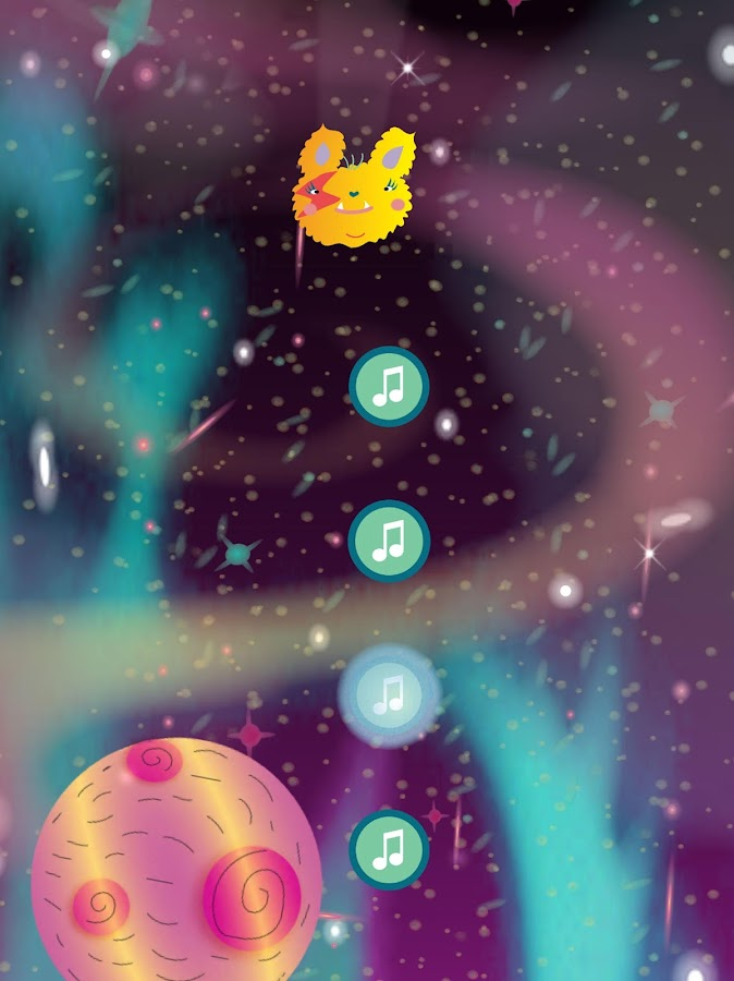 Mussila Planets- screenshot