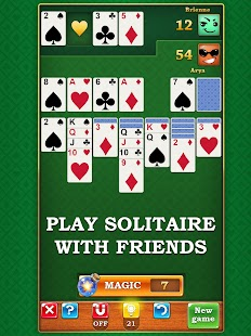 Solitaire Together - compete with other players - náhled