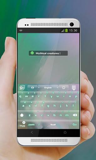 神秘生物 GO Keyboard|玩個人化App免費|玩APPs