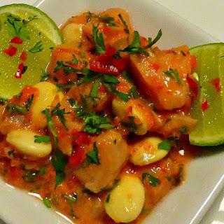 Peruvian Fish Recipes.