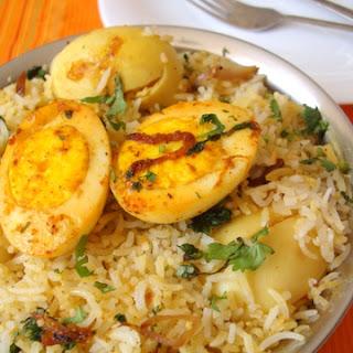 Biryani Without Onion Recipes