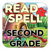 Read & Spell Game Second Grade