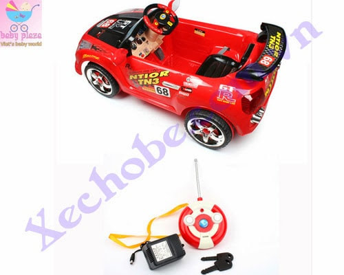 Xe hơi điện cho bé XH 6788 6