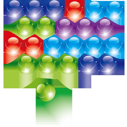 泡泡大战 策略 App LOGO-硬是要APP