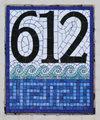 Architectural Mosaics by Brenda Pokorny