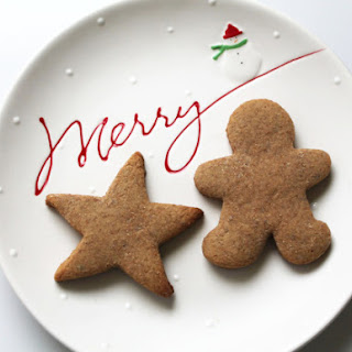 Cardamom Christmas Cut-Out Cookies