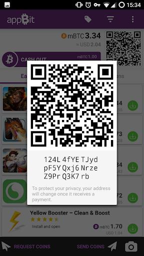 玩免費財經APP|下載appBit - Bitcoin Wallet app不用錢|硬是要APP