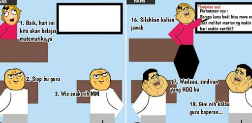 Komik Lucu Gokil for PC