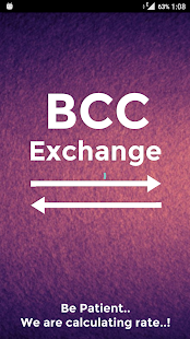 BCC Coin Rate - náhled