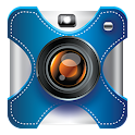 Photo Effect Mirror Grid icon