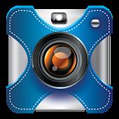 Photo Effect Mirror Grid