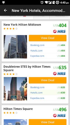Fly Smart - Flight Finder  screenshots 6
