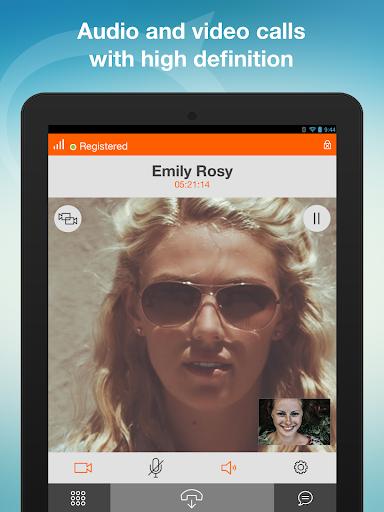 Linphone Video  screenshot 10