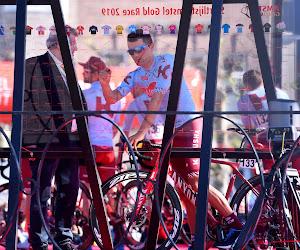 Christopher Froome heeft al één andere renner uitgeschakeld voor de Tour