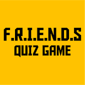 Trivia Game for FRIENDS