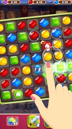Jewel Dungeon - Match 3 Puzzle 1.0.65 screenshots 1