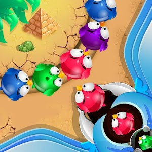 Bird Blast - Marble Legend Icon