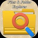 Files & Folder Explorer icon