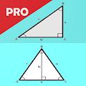 Trigonometry Calculator - PRO icon