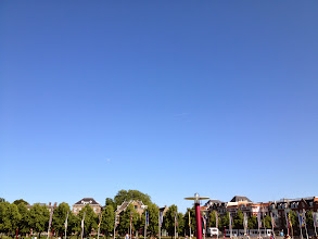 Photo: Beautiful day at the Museumplein!