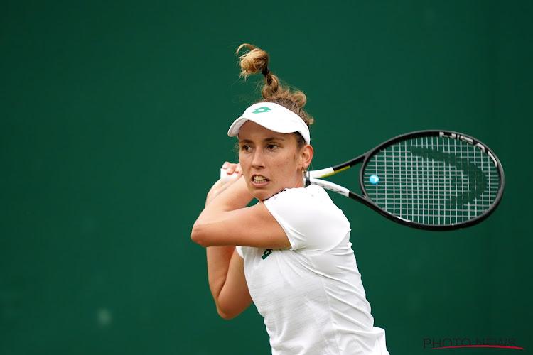 "Elise Mertens moet op lager pitje draaien om US Open te halen: ""Batterijen opladen nu"""