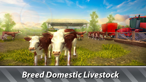 ud83dude9c Farm Simulator: Hay Tycoon grow and sell crops apkpoly screenshots 18