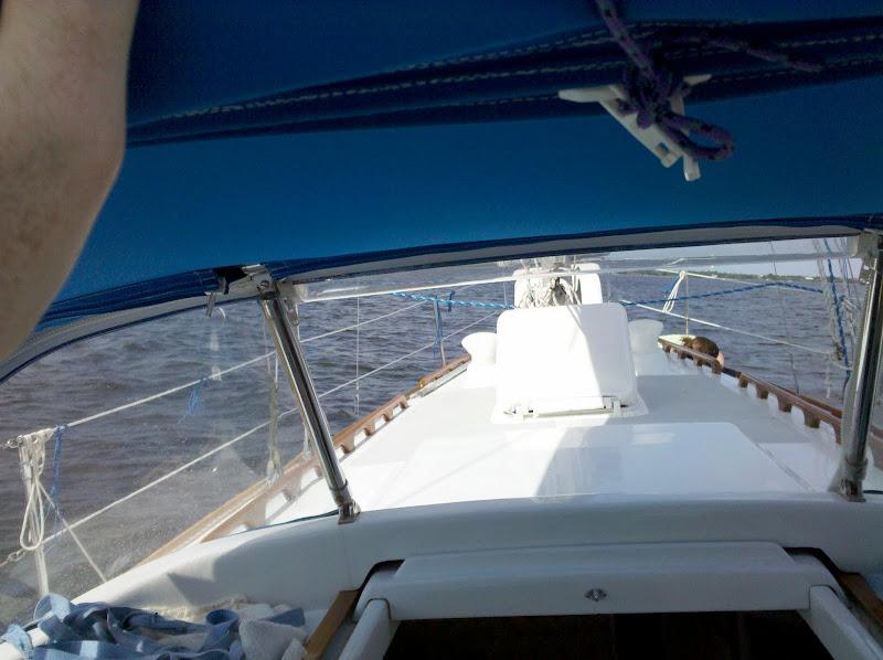 Photo: Out sailing on Nu Trix