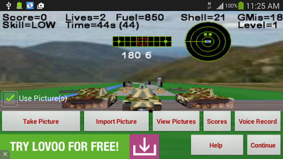 Armour Battle Tank- screenshot thumbnail