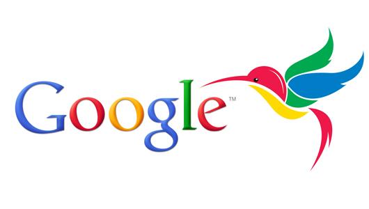 Колибри - алгоритм от поисковой системы Google