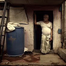 Photo: Two barrels ... standing on the streets of Mumbai, India. www.michiel-delange.com #streetphotography  #streetphotographers