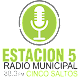 Download Estación 5 - 88.3 FM For PC Windows and Mac