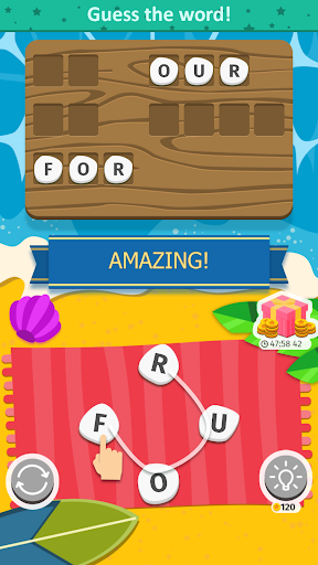 Word Weekend - Connect Letters Game  screenshots 12