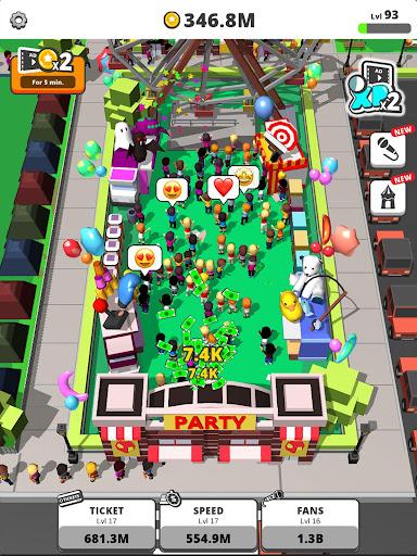 Idle Concert apkdebit screenshots 16