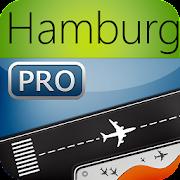 Hamburg Airport Pro -Radar HAM Flight Tracker