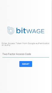 Bitwage- screenshot thumbnail