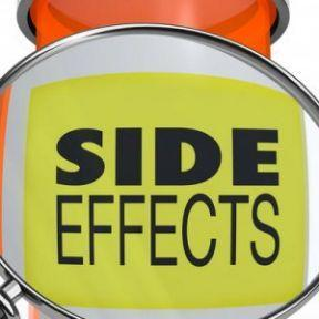 WHAT SIDE EFFECTS CAN BE