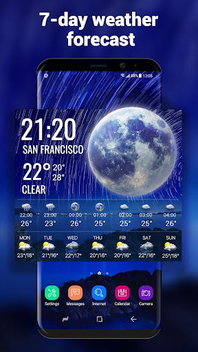 Weather Report Widget for android phone 10.3.5.2353 screenshots 4