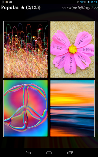 Screenshot for Wallpapers HD+ Pro in United States Play Store