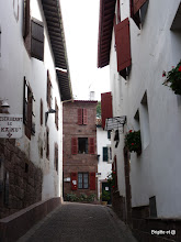 Photo: Découverte du charme...des petites ruelles de St Jean Pied de Port