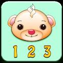 Animals Kids Math Game Free icon