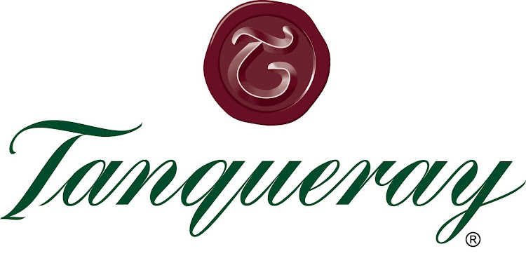 Logo for Tanqueray London Dry Gin